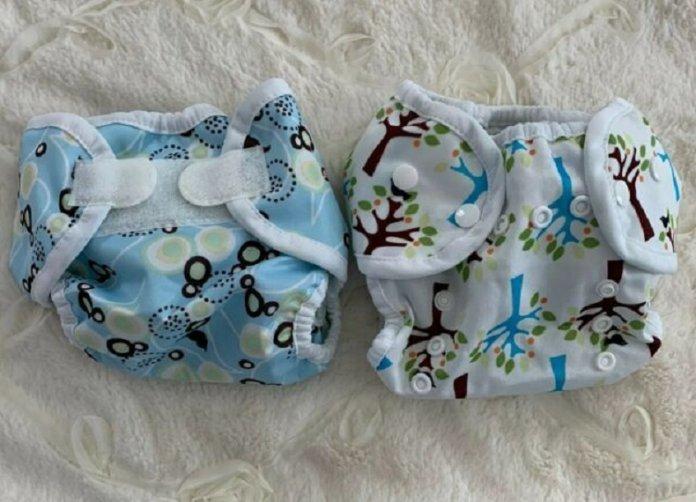 Thirsties Duo Wrap Cloth Diaper Sz 1