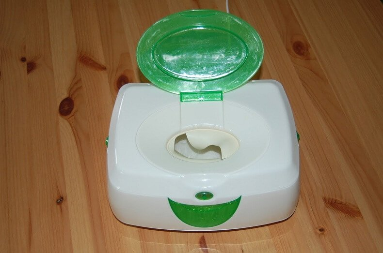 Cloth Wipes Warmer