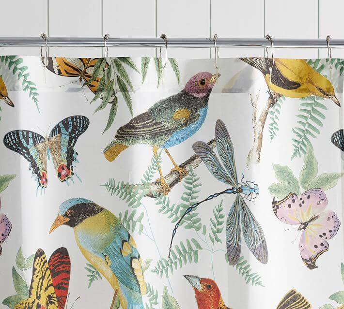 No Sewing Machine Cloth Diaper Shower Curtain