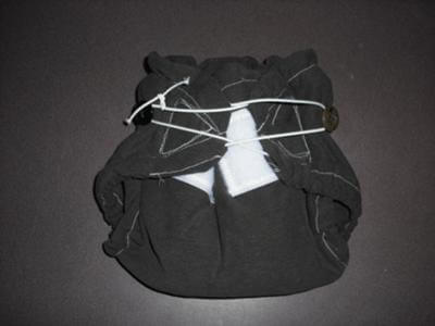 Read more about the article Adjustable Fitted Diaper Sewing DIY Tutorial