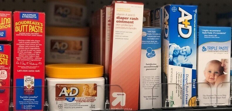 Read more about the article Diaper Rash Cream For Cloth Diapers Index – All You'll Ever Need To Know!