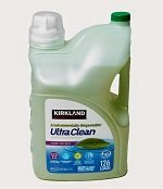 Kirkland Signature Environmentally Responsible Ultra Clean Liquid Laundry Detergent