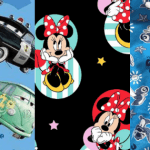 Unique Disney Print Cloth Diapers