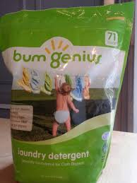 Bumgenius Cloth Diaper Laundry Detergent