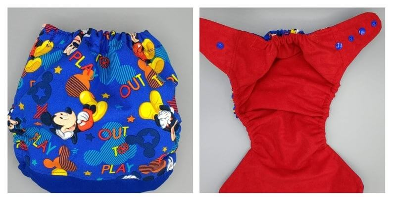Disney Cloth Diapers Etsy