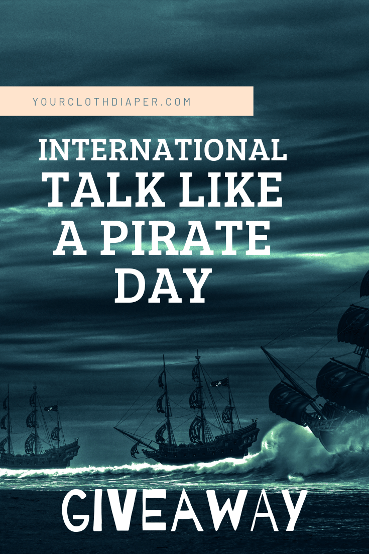 Talk Like A Pirate Day 1
