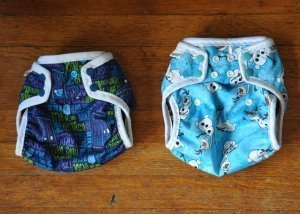 Wallypop Ring Slings, Cloth Diapers One of a Kind Items