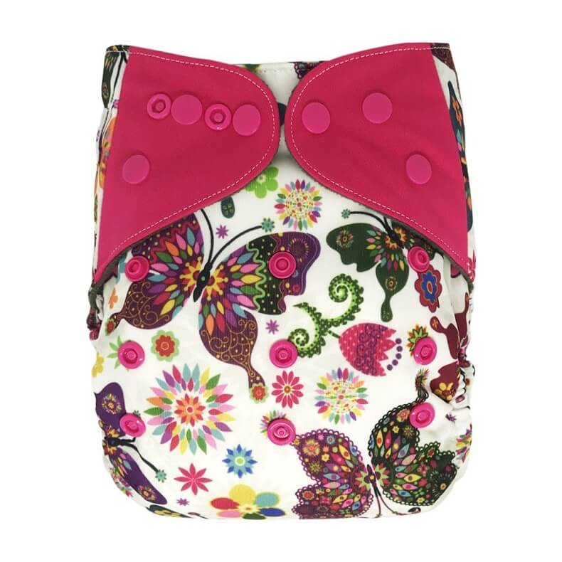 Ecoable Hybrid Cloth Diaper