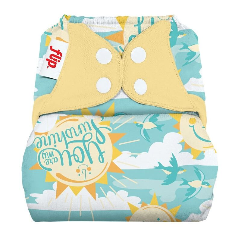 Flip Hybrid Cloth Diaper