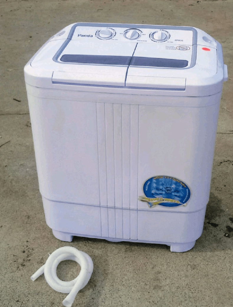 Panda Portable Cloth Diaper Washer 1