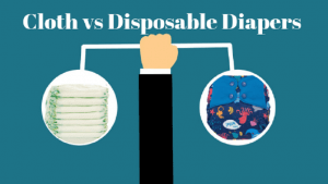Cloth vs Disposable Diapers A Cost Comparison 2010