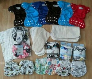 Types of Cloth Diapers   Your Cloth Diaper