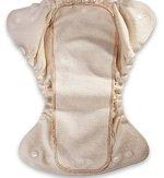 Organic Fitted Diaper Newborn
