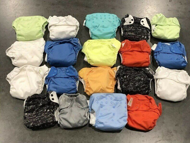 Cloth Diapering Systems
