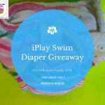 Iplay Swim Diaper Giveaway