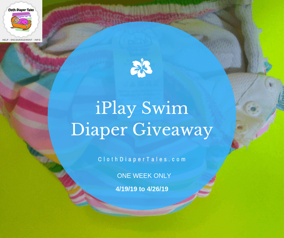 iPlay Swim Diaper How They Work + Review + iPlay Swim Diaper Size 1 Giveaway