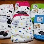 Moo Moo Cow Cloth Diaper 1