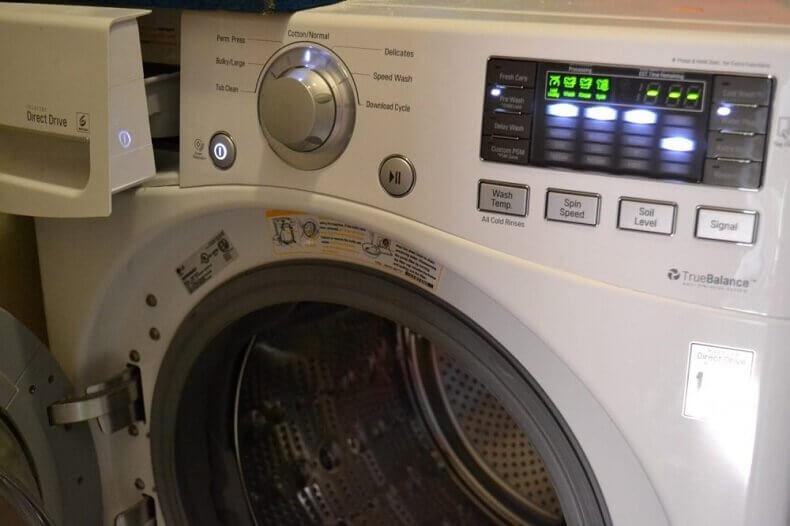 Washing Hemp Diapers