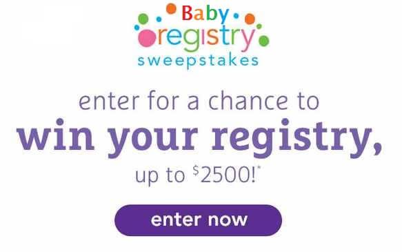 Win Baby Registry