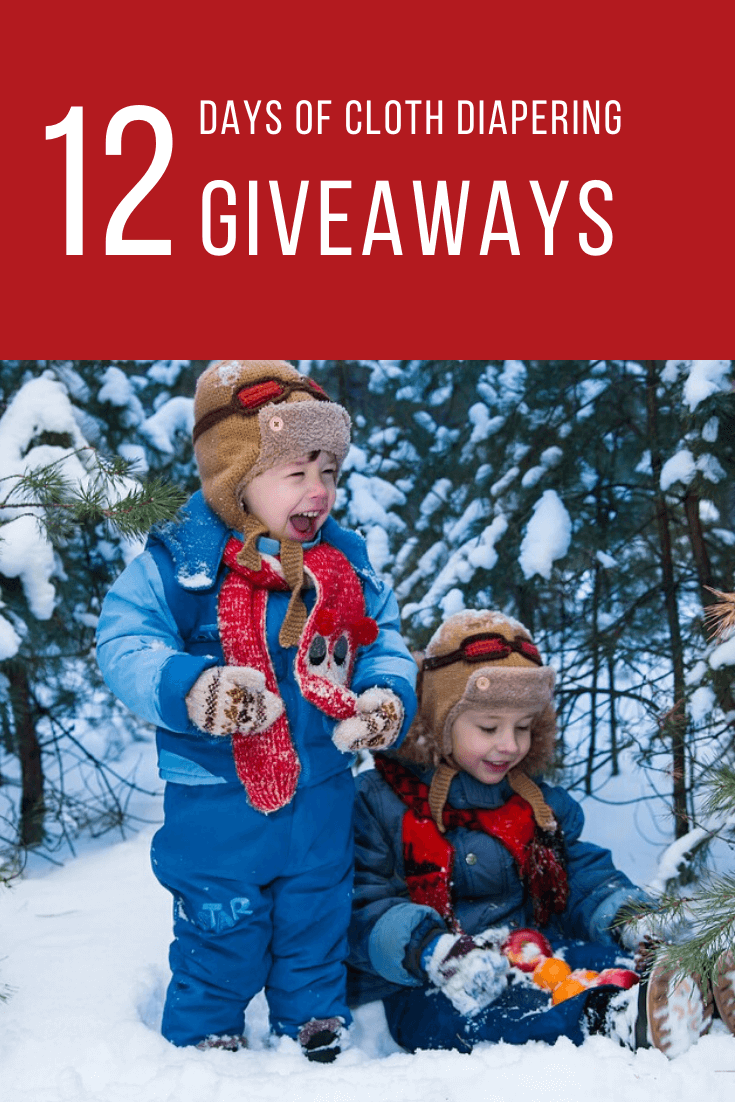 Day 6 Cloth Diapering Giveaway
