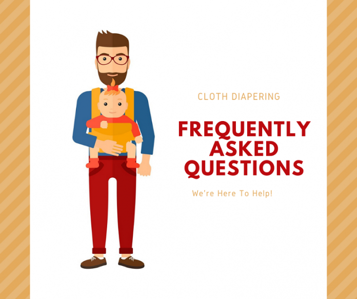 Cloth Diapering Frequently Asked Questions