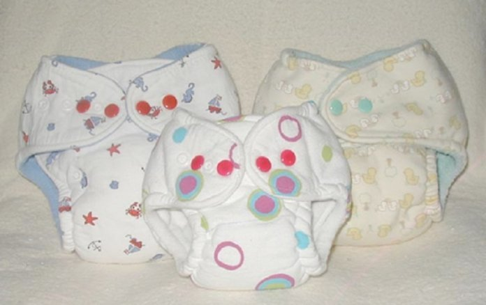 Using Cloth Diapers