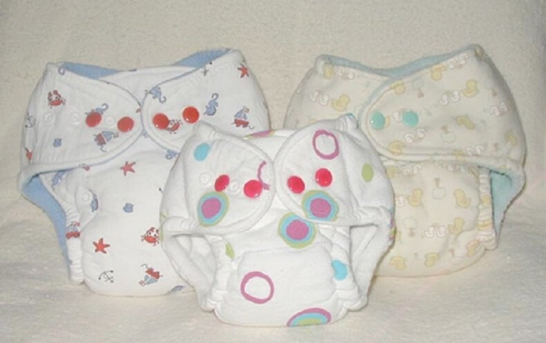 Cloth Diaper FAQ – Using Cloth Diapers