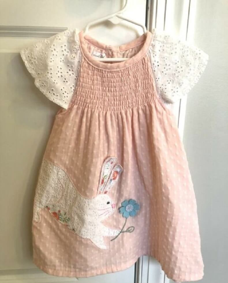 Clothes Fit Over Cloth Diapers Dresses