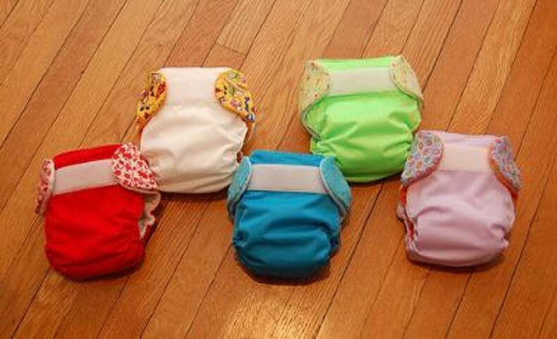 Handmade Pocket Diapers 21288919