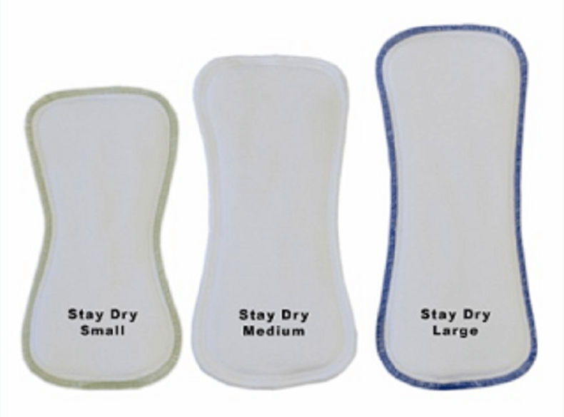 Overnight Diapering Stay Dry