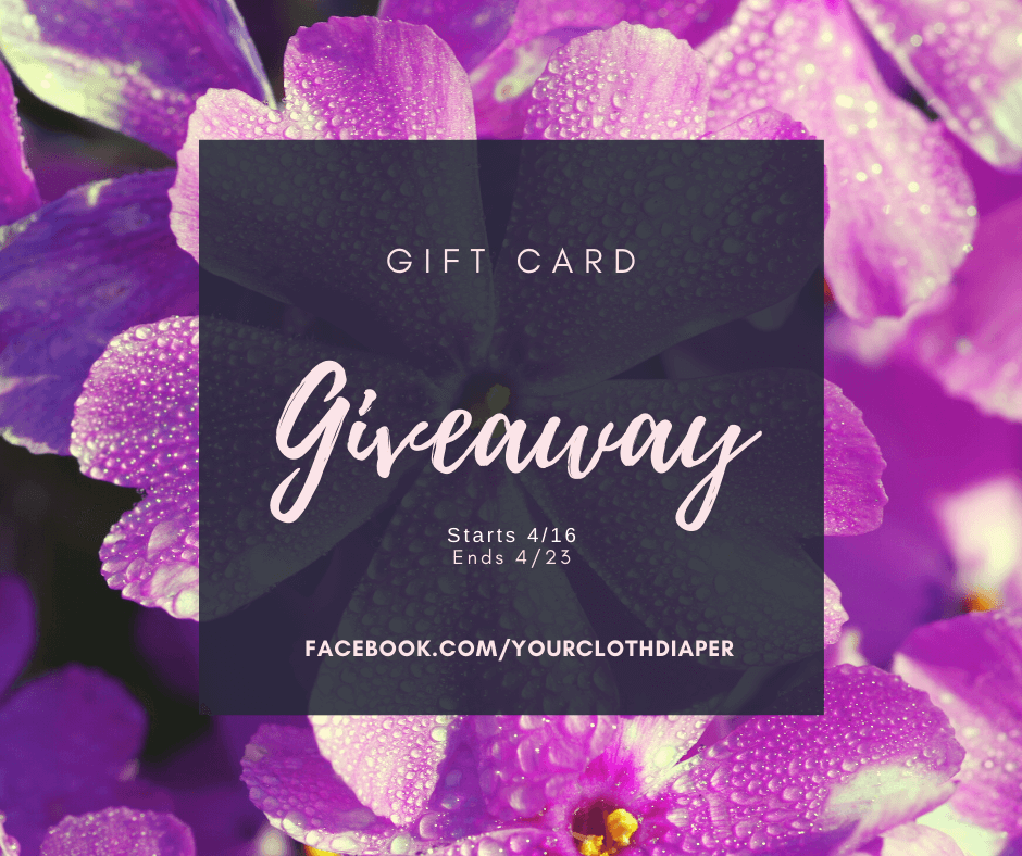 The Honest Baby Company Gift Card Giveaway
