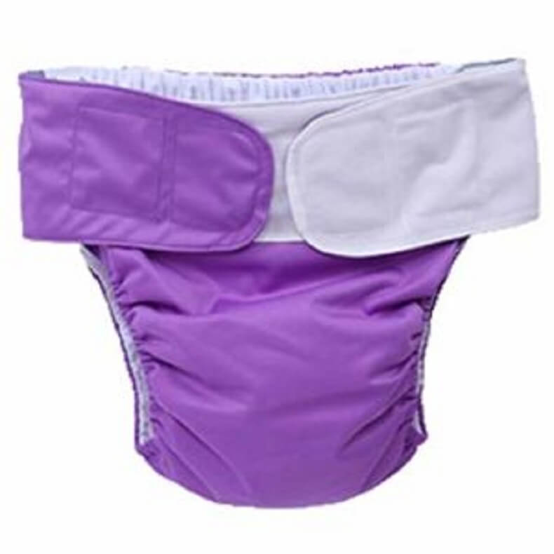 Healifty Adult Cloth Diaper