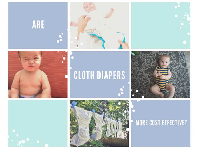 Are Cloth Diapers More Cost Effective