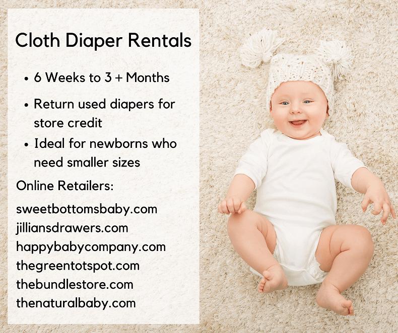 Cloth Diaper Rentals