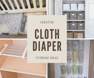 Solving Your Cloth Diaper Storage Problems – Brilliant Hacks!