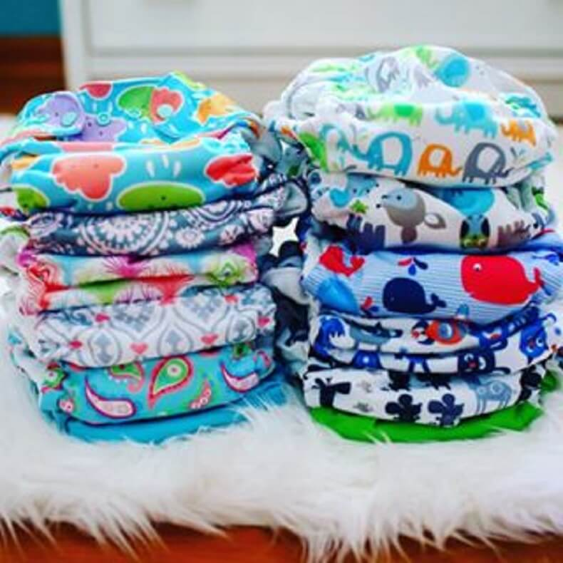 Quick & Easy Fuzzi Bunz Cloth Diaper Guide For Newbies