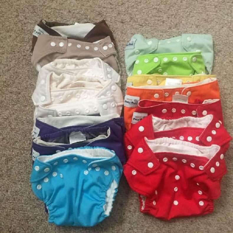 Fuzzi bunz Cloth Diaper Guide