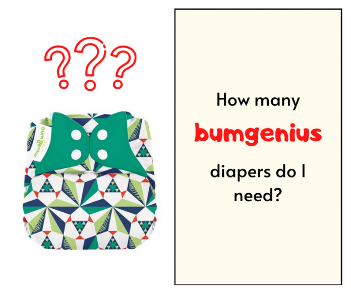 How Many Bumgenius Diapers Do I Need
