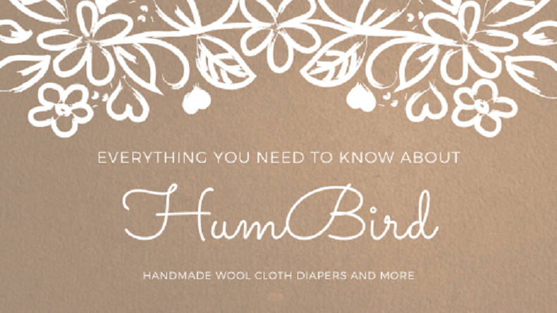 Humbird Homemade Cloth Diapers Value & Indulgence