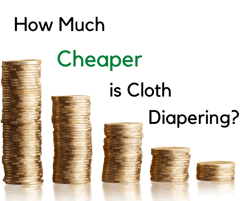 How Much Cheaper Is Cloth Diapering?