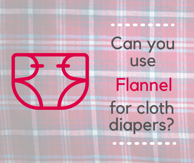 Can You Use Flannel For Cloth Diapers?