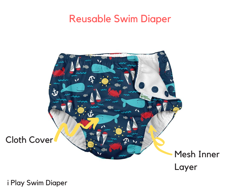 What is a swim diaper