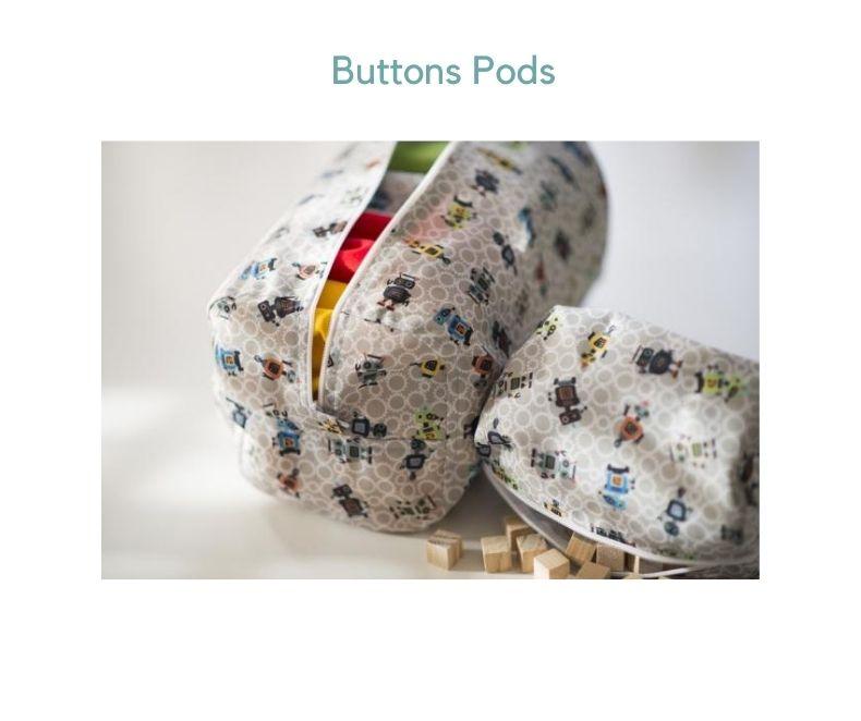 buttons pod