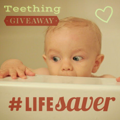 Read more about the article Baby Bye-Bye Teething Hello Sleep! Giveaway
